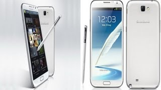 Samsung Galaxy Note II Smart Phone - The Incredible Art Piece