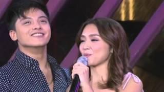 Kathryn, Daniel sing  Got To Believe Pangako Sa'Yo