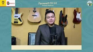 Farewell Fakultas Hukum Universitas Indonesia Semester Ganjil 2021