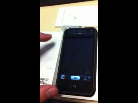 Iphone 4 16gb Box Contents Unlocked Iphone 4 16gb With