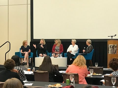 Women's Business Enterprise National Council Fall 2017 Leadership Institute Panel–Orlans highlights