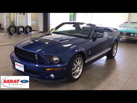 2007 Ford Mustang Westfield, Holyoke, West Springfield, Suffield, Agawam, MA 6959P