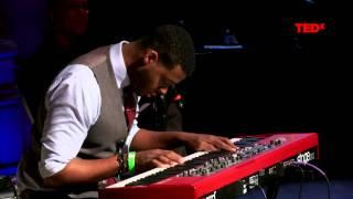 Musical Performance: Kris Bowers at TEDxHarlem