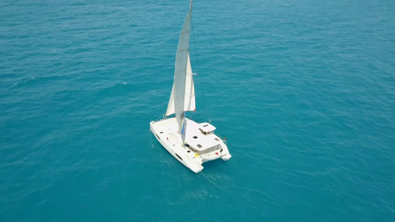 Sunsail 444 for sale - Sunsail 444 Sailing Wing On Wing Bvi