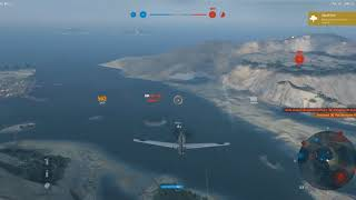 World Of Warplanes. Mustang 1A Review And Gameplay.
