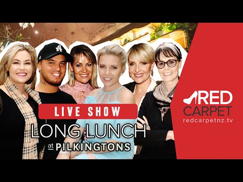 Red Carpet TV Live at Pilkingtons (Sept 3rd 2016)