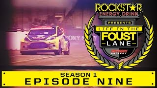 Tanner Foust | Life in The Foust Lane : EP109 X Games