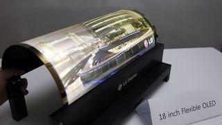 Технологии Будущего - Органическая Электроника