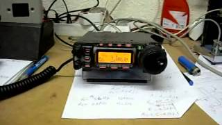 IRF510 40m transmitter experiment - part II