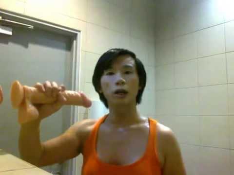Cute Cute Superstar Kurt Tay teach u safe sex!