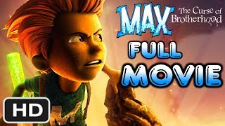 max curse of the brotherhood full movie hd complete gameplay walkthrough xb1 xbox 360
