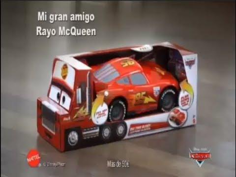 Mi Mattel Gran Mcqueenanuncio Rayo Juguetes Amigo De XOuilwZPkT