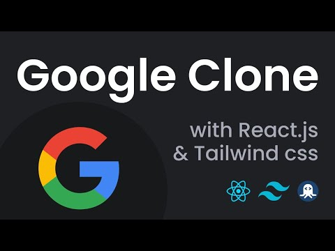 Build and Deploy Your Own Google Search!!! React & Tailwind CSS