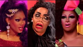 Queens Not Knowing Things   Drag Race Supercuts