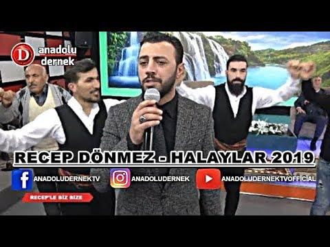 Recep Dönmez - Halaylar !!