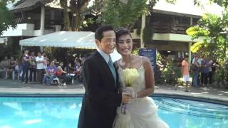 bebeth's wedding part 1