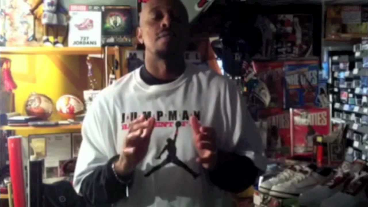SneakerHead Spotlight  Jumpmanbostic - YouTube e72874bc2a6e