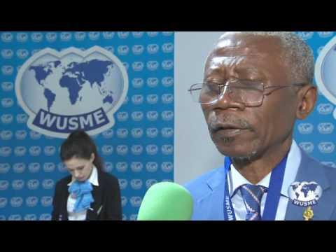 International Wusme Conference Republic of San Marino Jean Ebongue Ngoh