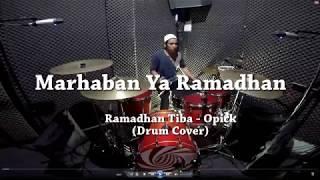 Marhaban Ya Ramadhan - Ramadhan Tiba - Fitfd Bali Drum Cover