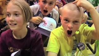 Download lagu Kids Cancer Care Shave a Lid