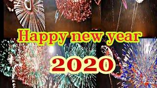 Happy new year 2020 Màn bắn pháo hoa đặc sắc chào mừng năm mới 2020