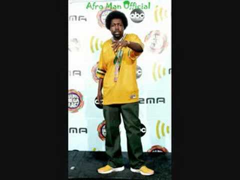 AfroMan  Crazy Rap
