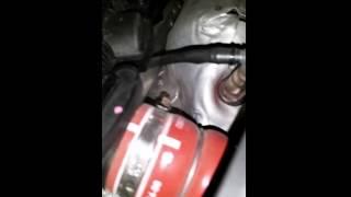 """Defaut voyant moteur """"faites réparer"""" Peugeot 208 gti"""