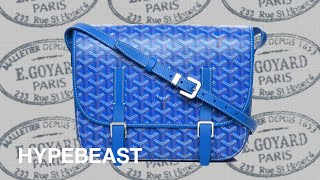 This Bag Is The Ultimate Flex | Behind The HYPE: Goyard