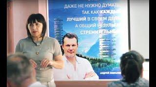 Авторский тренинг Антонины Кияновской