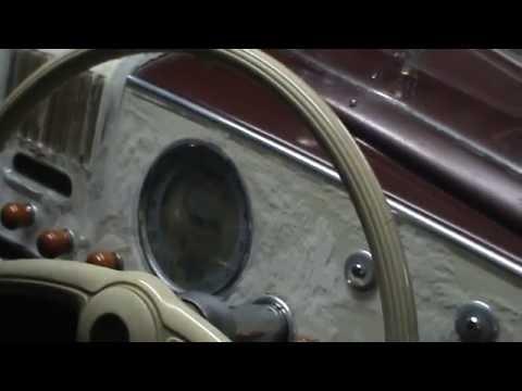 1947 Alfa Romeo 6C 2500 Berlinetta Superleggera Touring Sport, cold start up