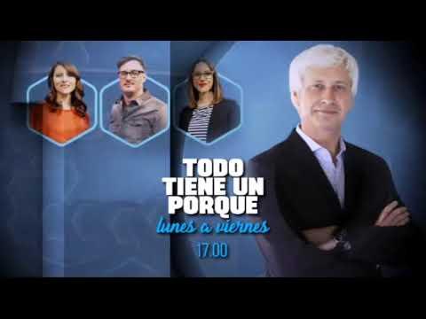Canal 10 Córdoba, Argentina (04-11-2019)