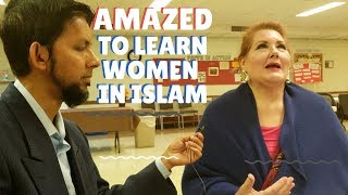 Part 2 - Concerned Church Lady Amazed to learn about Women in Islam