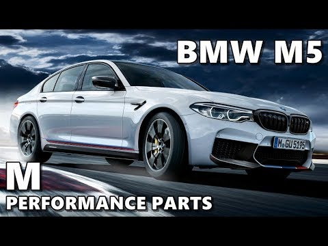 2018 bmw m5 m performance parts detailed look youtube2018 bmw m5 m performance parts detailed look