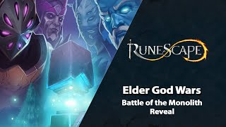 Elder God Wars: Battle of the Monolith Reveal | RuneScape Weekly Stream (May 2021)