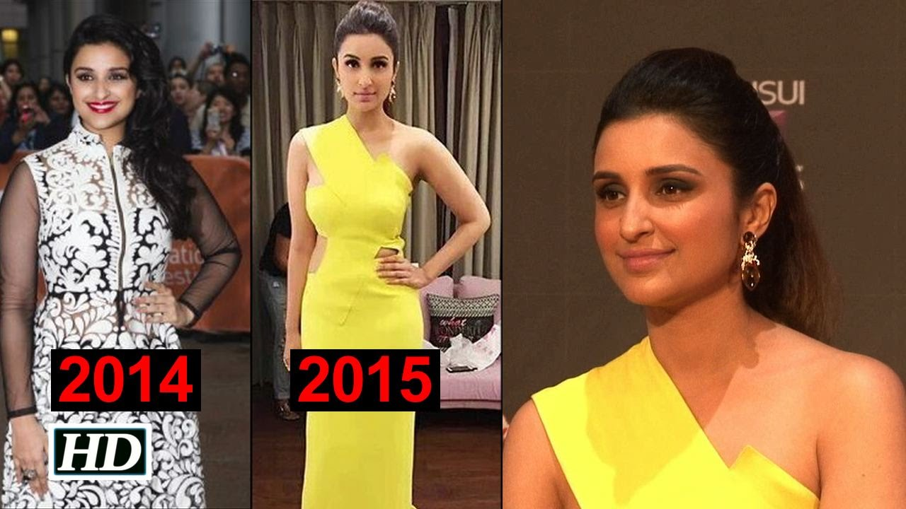 Parineeti Discloses The Secret Of Her Weight Loss - YouTube