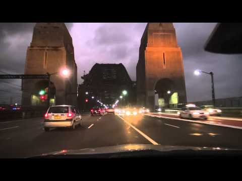 Sydney Harbour Bridge - Drive thru
