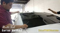 Dodge Charger | Ceramic Window Tint Install | Texas Tint Masters