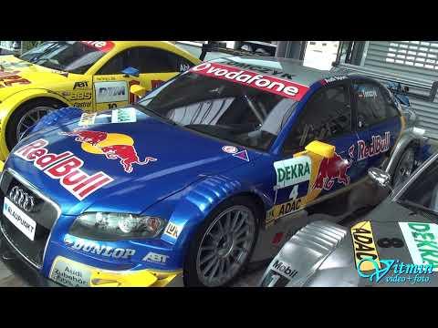 DTM - Mallorca - Opel, Mercedes, Audi