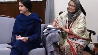 Iranian Parliamentary delegation welcome to Sindh