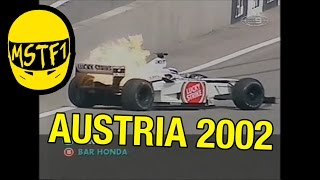 2002 Austrian Grand Prix – Mystery Science Theater F1