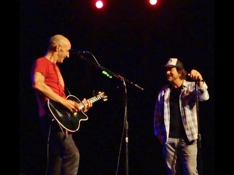 Simon Townshend & Eddie Vedder- Seattle...