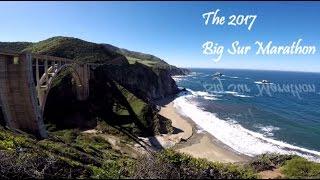 The 2017 Big Sur Marathon! - Run, JVH, Run!