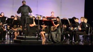 Shenandoah by Frank Ticheli (Etiwanda HS Wind Ensemble)