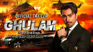 Ghulam Official Trailer 2019 | Shan Shahid | Humayun Saeed | New Pakistani Movie |  HD Trailer  from