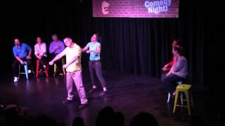 Improv Colorado-English/Gibberish 062015