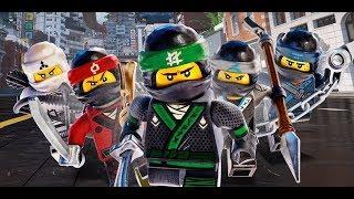 The Lego Ninjago Movie : Movie Review. (LEGO WEEK).