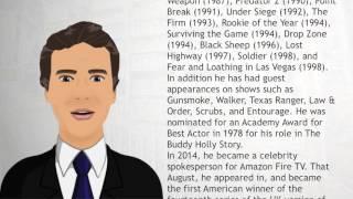 Gary Busey - Wiki Videos