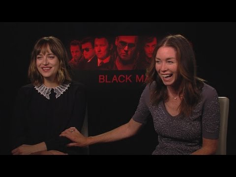 Dakota Johnson Talks Working With the Johnny Depp  TIFF