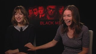 Dakota Johnson Talks Working With the Johnny Depp | TIFF