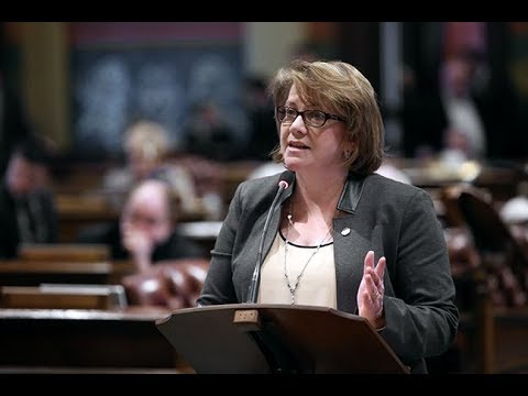 Rep. Christine Greig Opposes HB 5456 Asbestos Victim Legislation